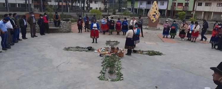 SESION SOLEMNE DE CONMEMORACIÓN  95 AÑOS DE VIDA PARROQUIAL.